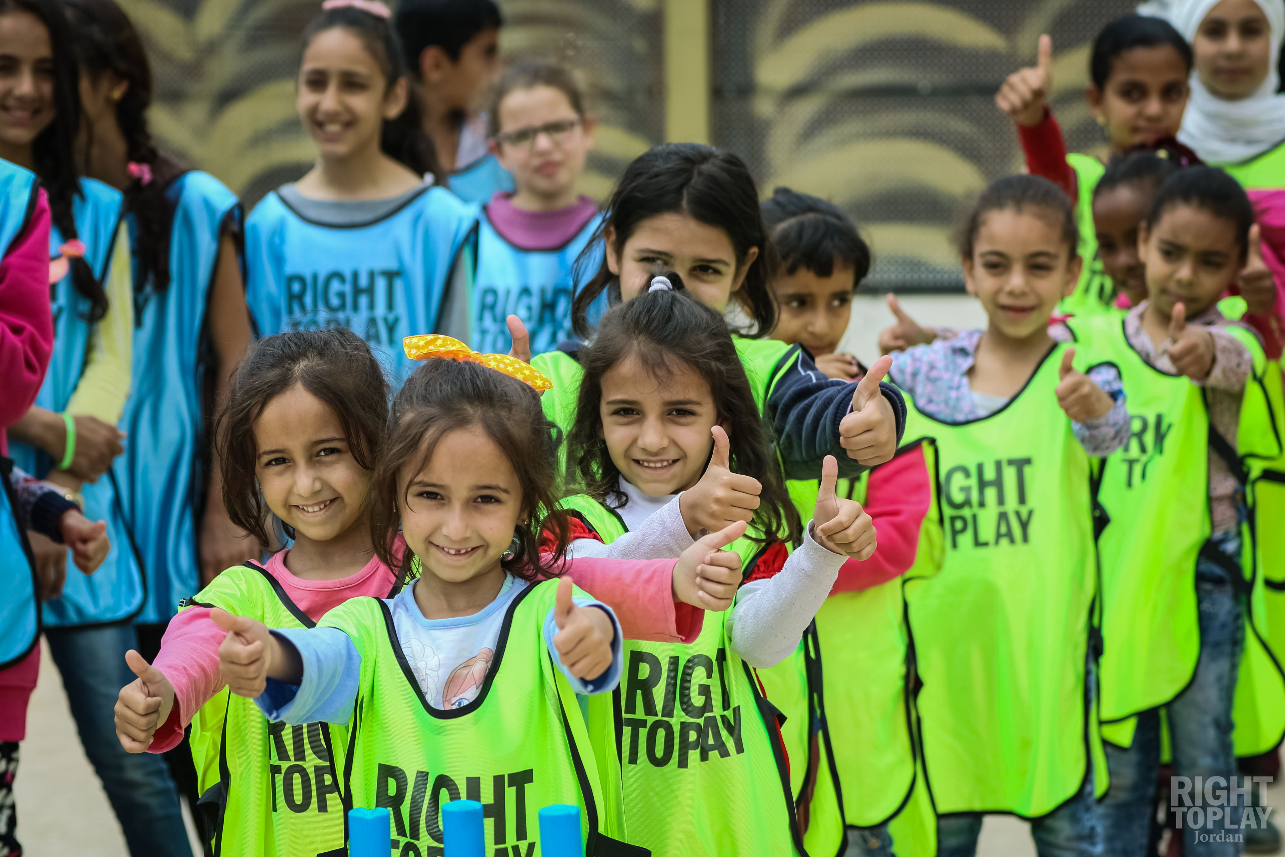Right To Play IMPACT